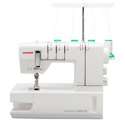 Janome CoverPro 2000CPX Cover Stitch Machine