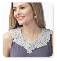 Flatter Your Figure with Lace! DIME EVENT