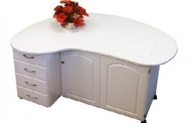 Fashion Sewing Cabinet Cloud 9
