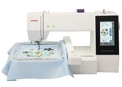 Janome Memory Craft 500e Embroidery-Only Machine