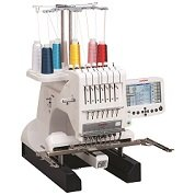 Janome MB7 Multi-Needle Embroidery Machine