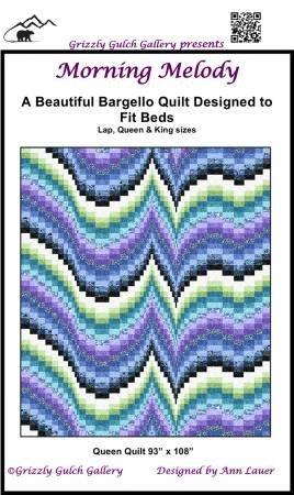 MORNING MELODY BARGELLO pattern