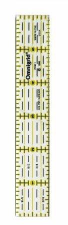 Omnigrid 1in x 6in Ruler