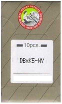 Organ DBxK5-NY Reg Taper MB4 Rnd 75/11