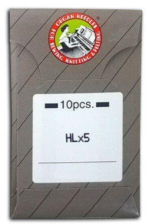 Organ HLx5 Reg 1600-P Flat 65/9 BP