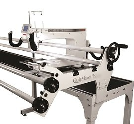 Janome Quilt Maker Pro Long Arm