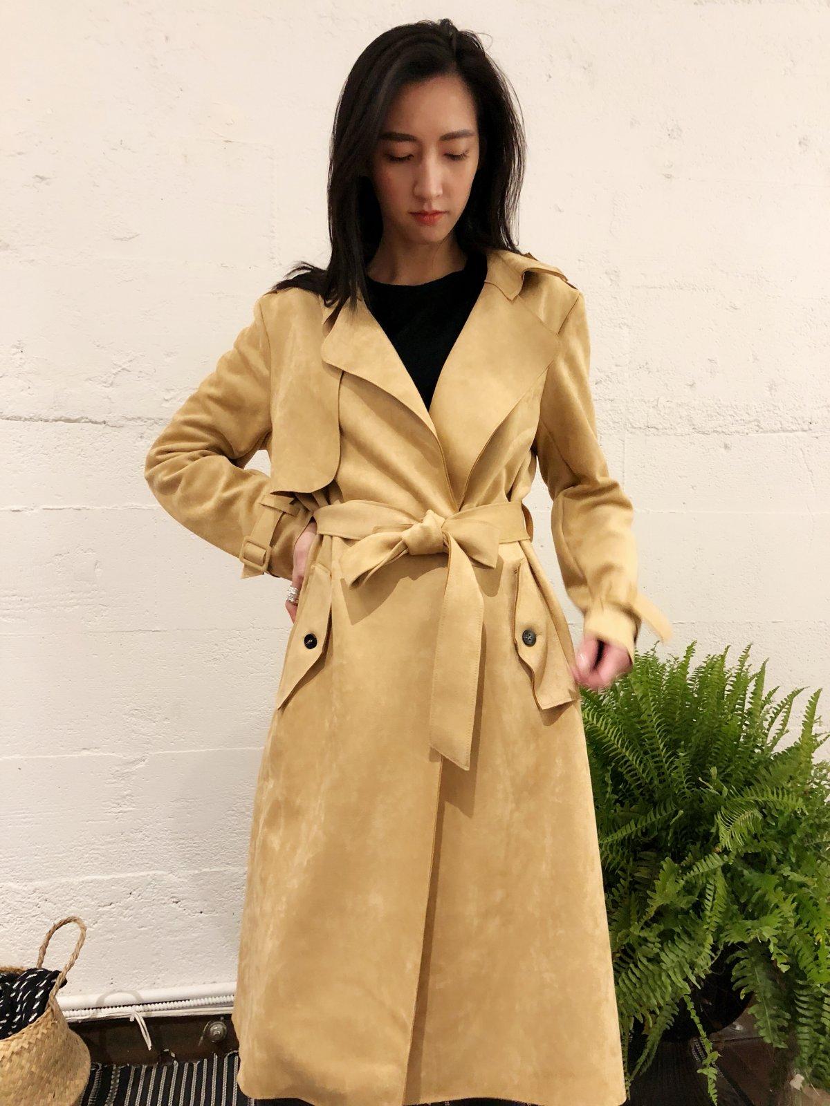 Southlands Coat 1011