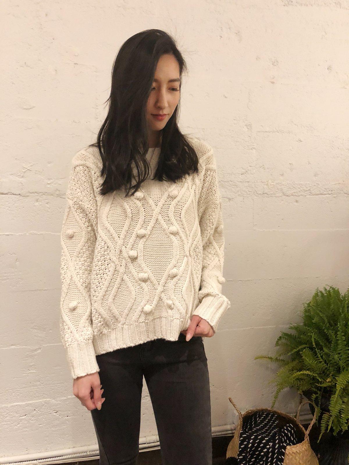 Whistler Sweater 1027