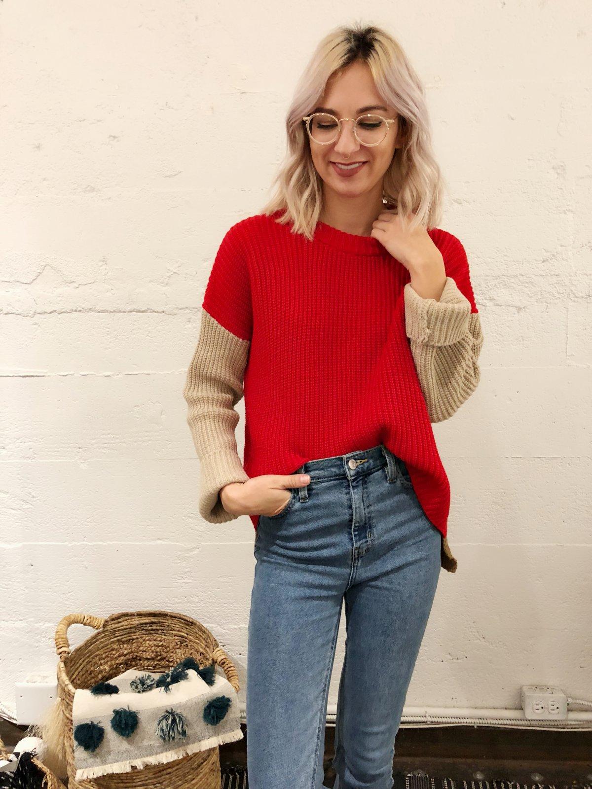 Whistler Sweater 1050