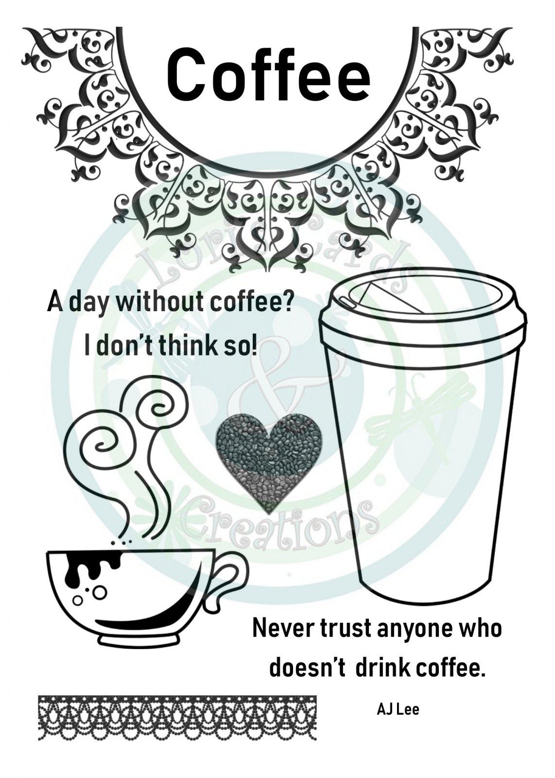 Coffee love set