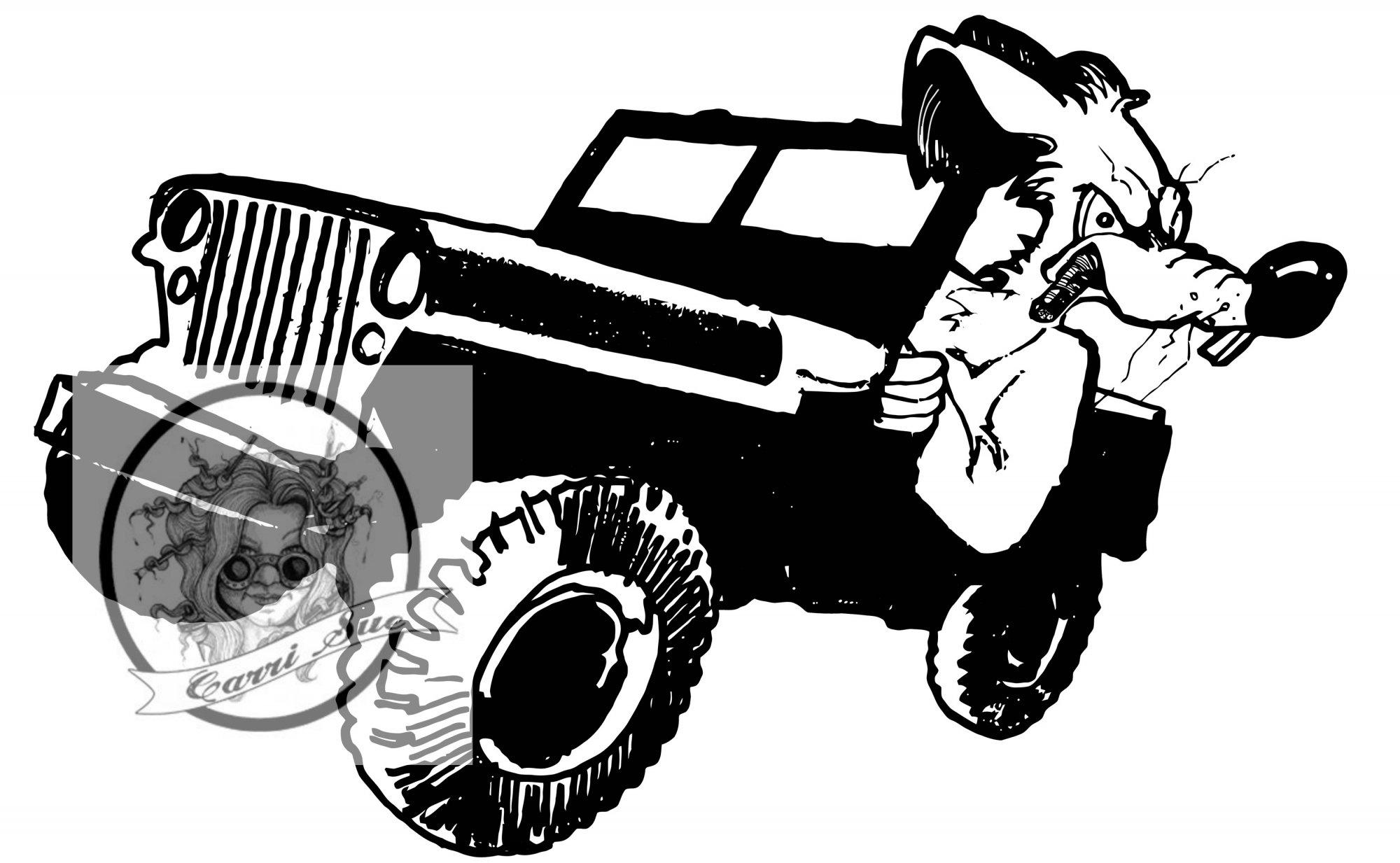 Jeep Rat