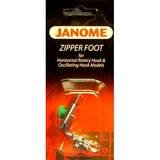 Janome Adjustable Zipper Foot, Low Shank, #200342003