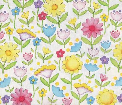 Paintbrush Studio Garden Baby Floral