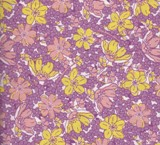 Paintbrush Studio Vintage 30's Yellow/Pink/Lavender