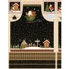 Wilmington Prints Santa's Big Night 29 Apron Pattern