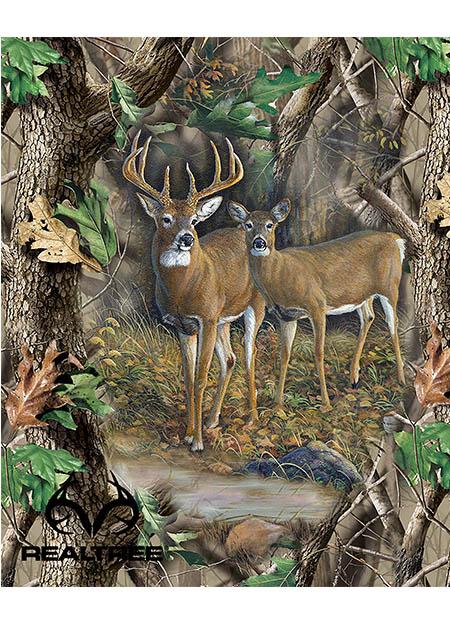 Sykel Enterprises Realtree Deer 36 Panel