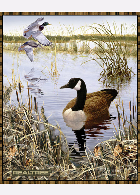 Sykel Enterprises Realtree Goose and Duck 36Panel