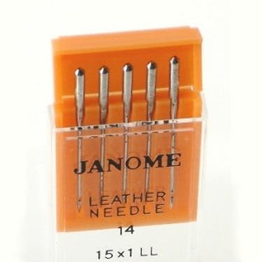 Janome Leather Needle size 14