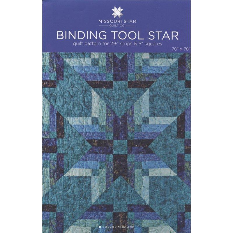 Missouri Star Quilt Co. Binding Tool Star Pattern