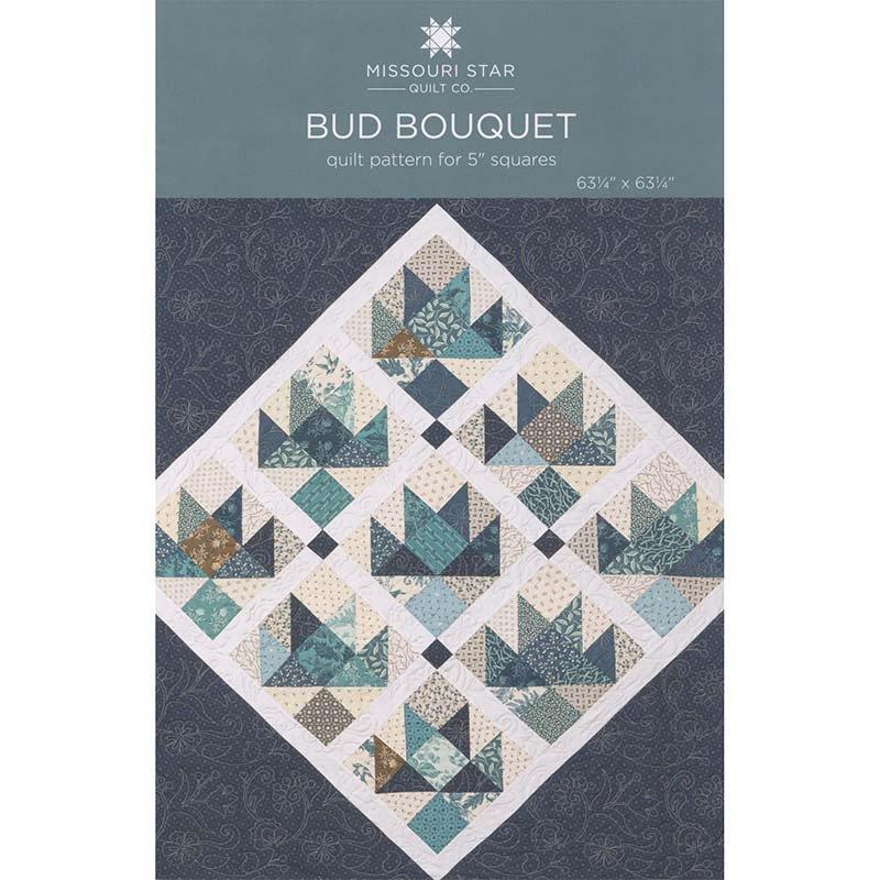 Missouri Star Quilt Co. Bud Boquet Pattern