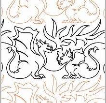 Urban Elementz Dragons Pantograph 16