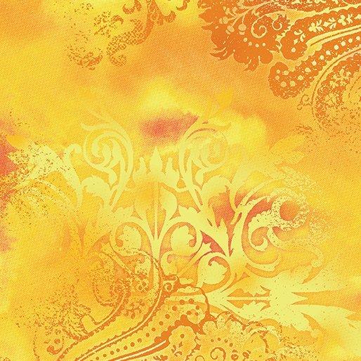 Benartex Dreamscape Daffodil