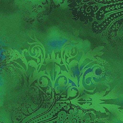Benartex Dreamscape Emerald
