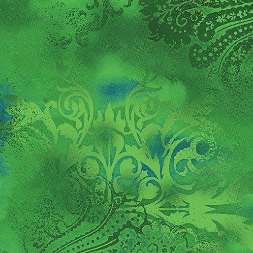 Benartex Dreamscape Jade