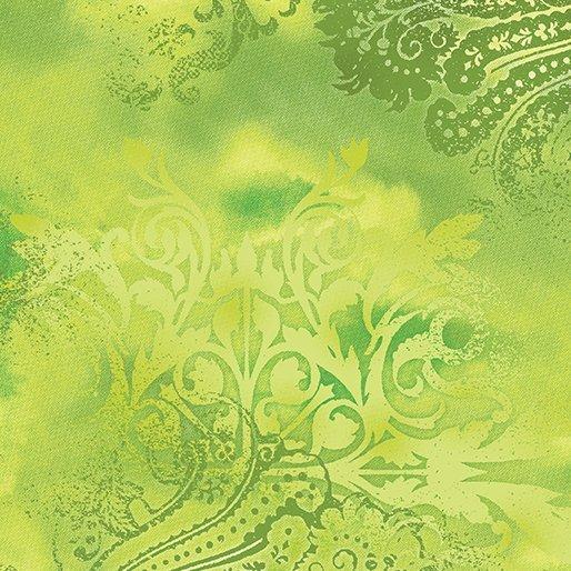 Benartex Dreamscape Lime