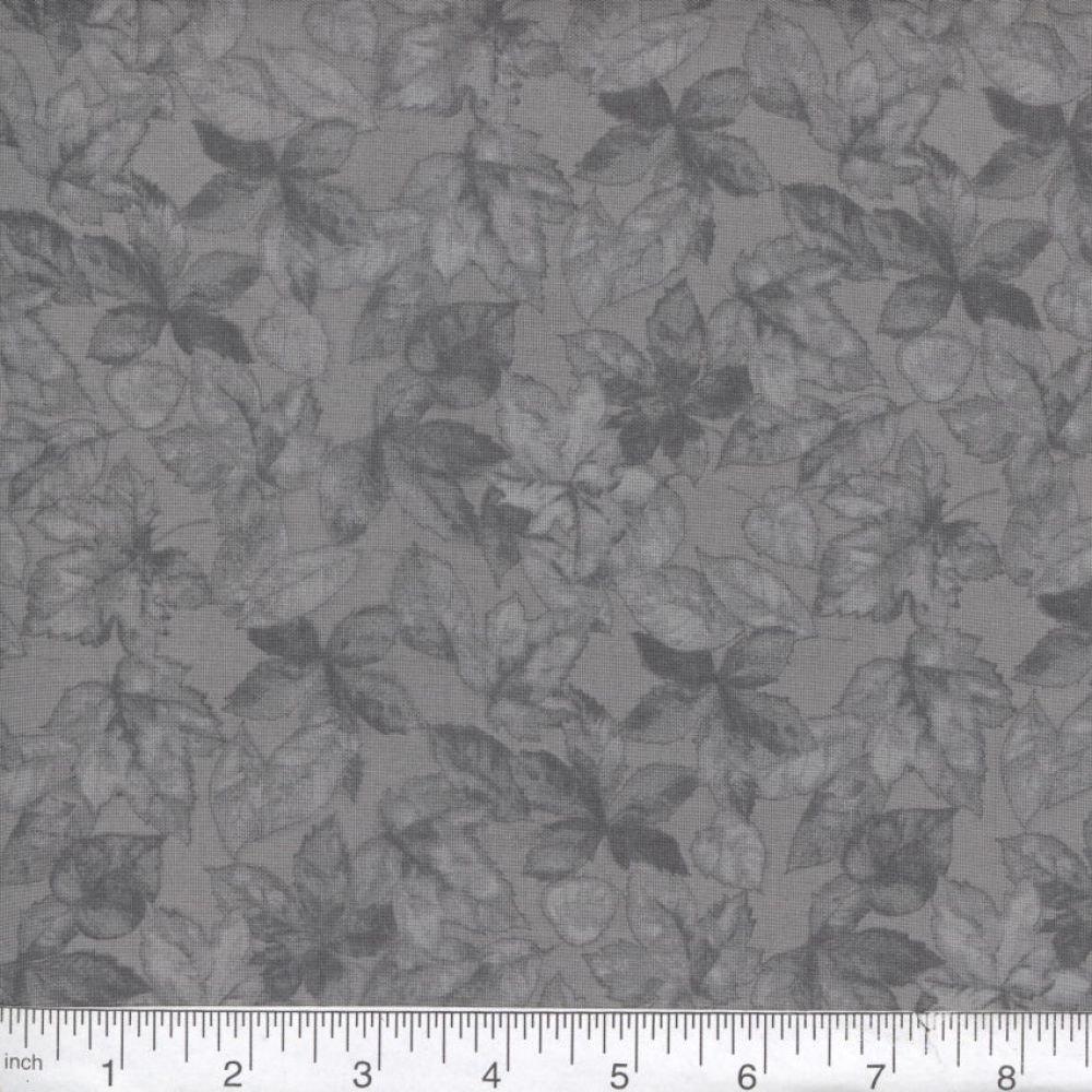MDG Harvest Leaves Steel Gray
