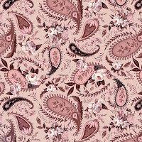 Blank Quilting Florella Pink Paisley