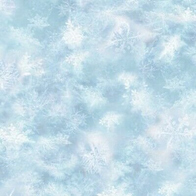 Hoffman Call of the Wild Digital  Snow Snowflakes