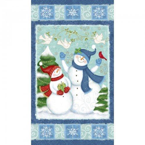 Studio E Winter Joy 24 Panel