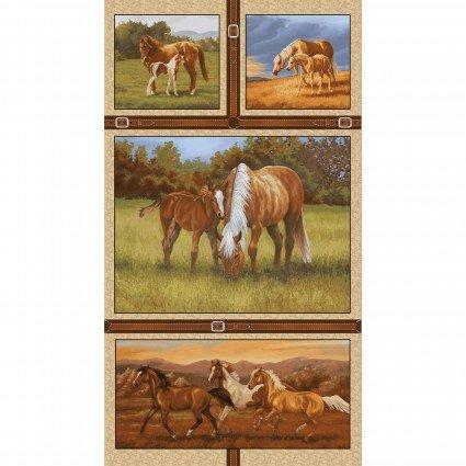Studio E Hold Your Horses 24 Panel