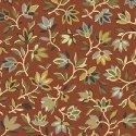 Windham Fabrics Tara Mini Packed Floral Red 51234-4