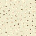 Windham Fabrics Tara Mini Buds Cream 51239-4