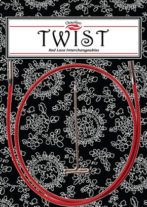 Twist Red Cables-Mini