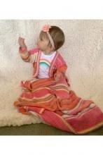Bon Ton Baby Shrug & Blanket