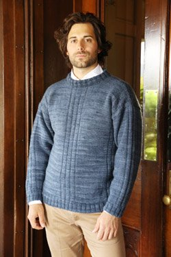 Galway Collage:Men's Pullover