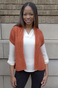 Homestead Woman's Vest