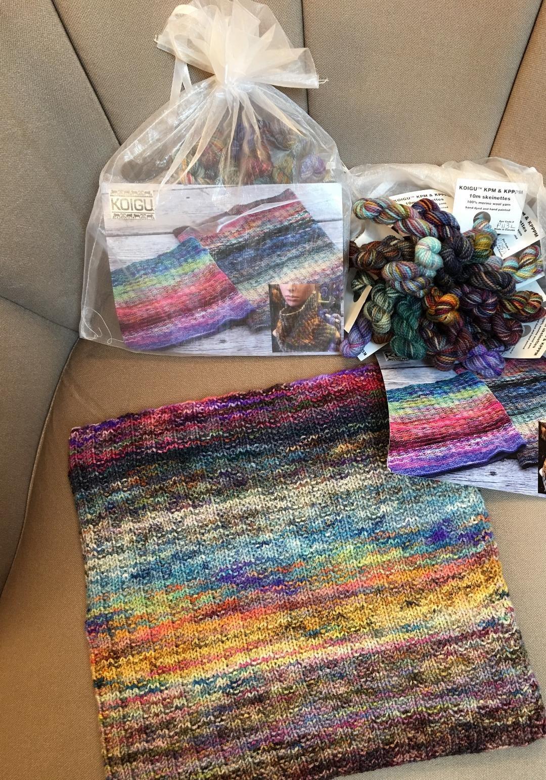 Colourscape Cowl Kit