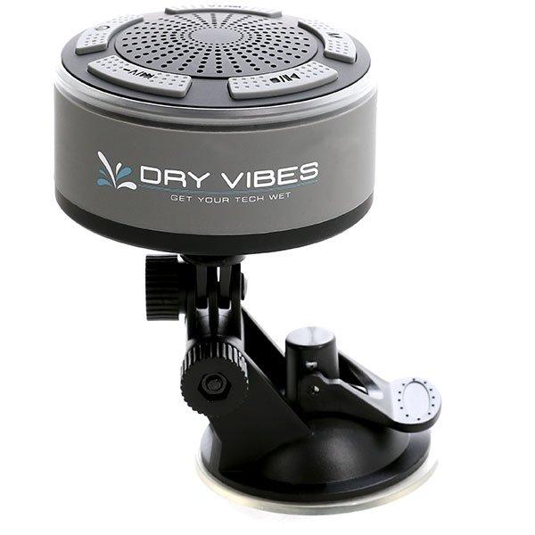 DryVIBES 2.0 Waterproof Bluetooth Speaker