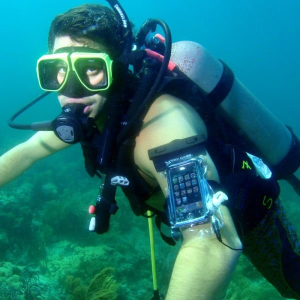 DryCASE-Waterproof Phone Camera and MP3 Case