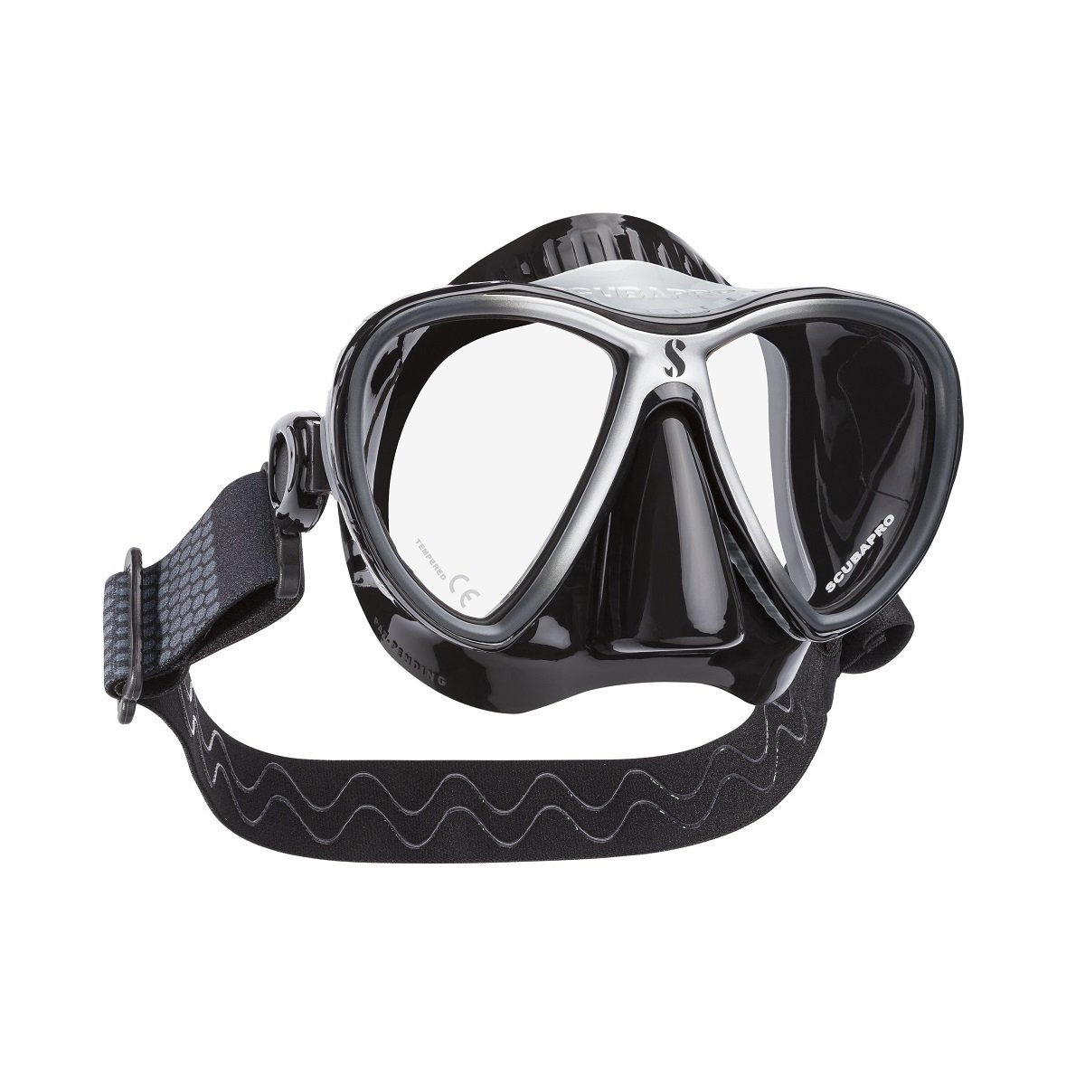 Synergy 2 Twin Trufit Dive Mask, w/Comfort Strap