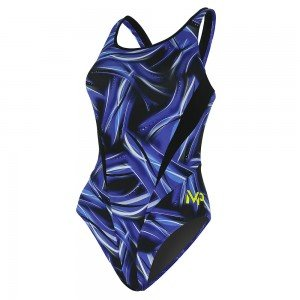 Michael Phelps Comp Back Diablo Womens Swimsuit