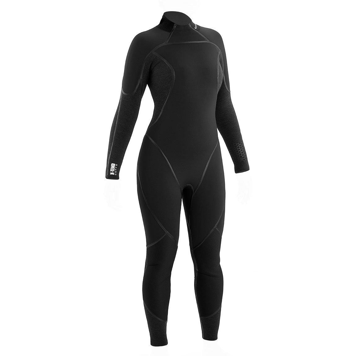 Wetsuit 7mm Aquaflex Women's Black/Charcoal