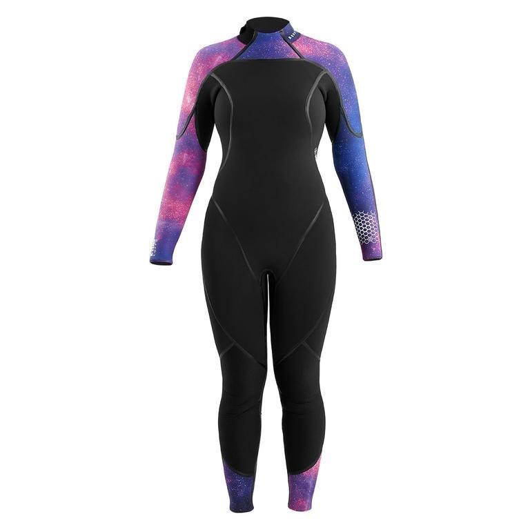 Wetsuit 3mm Aquaflex Women's Galaxy/Black