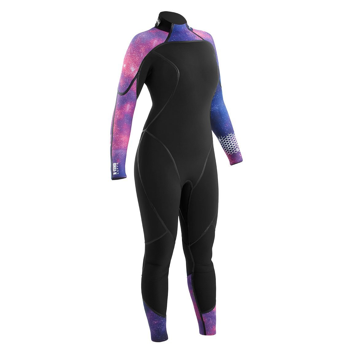 Wetsuit 7mm Aquaflex Women's Galaxy/Black