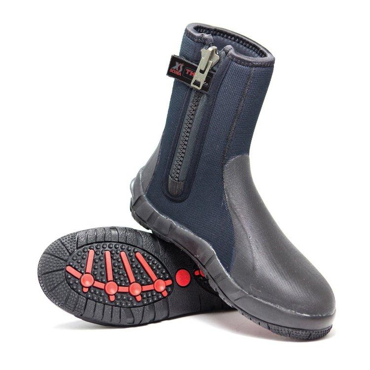 Boot, 8mm Thug Zipper