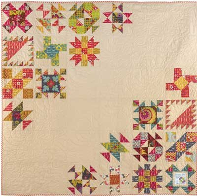 Beginners Quilt Club with Diane Fama